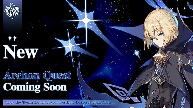 Archon Quest (Image via miHoYo)