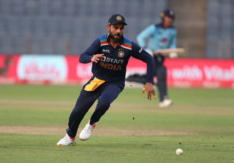Indian skipper Virat Kohli was bamboozled by Moeen Ali in the series decider