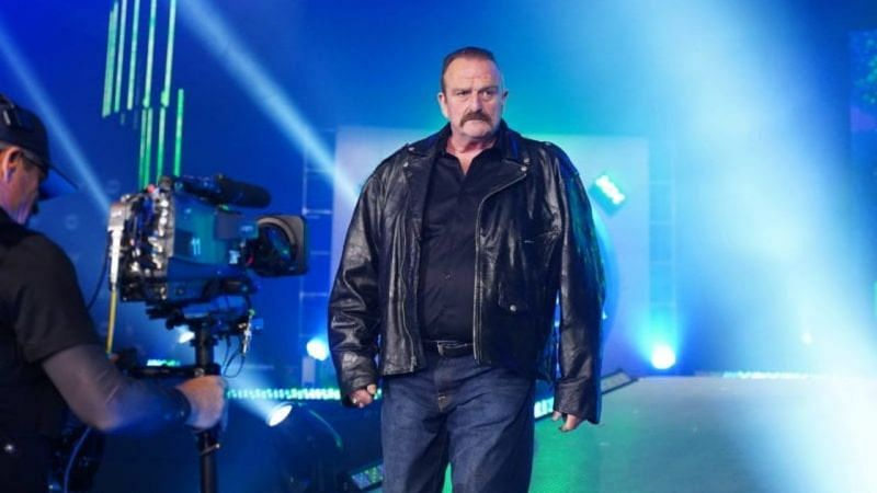Could we see Jake Roberts compete inside an AEW ring?