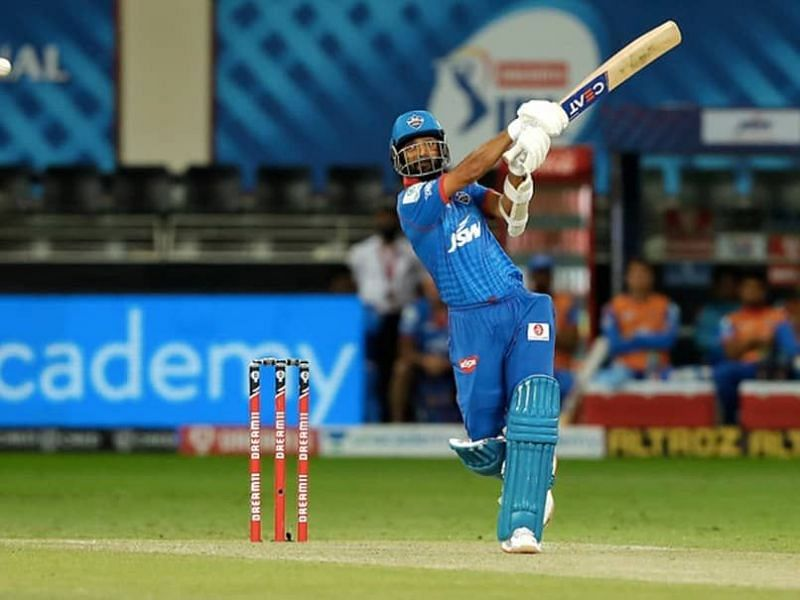 Ajinkya Rahane is among the contenders to replace Shreyas Iyer in the DC playing XI
