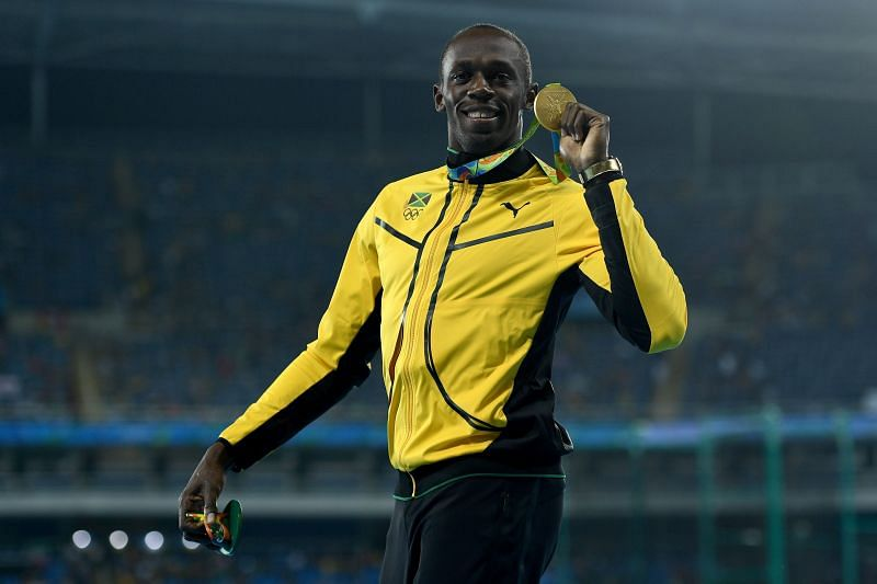 Jamaican Usain Bolt has won as many as eight Olympic gold medals