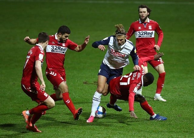 The Lilywhites are looking to do a league double over Middlesbrough for the first time in 50 years