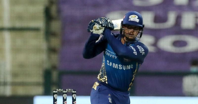 South African opener Quinton de Kock is a force to be reckoned with for the Mumbai Indians