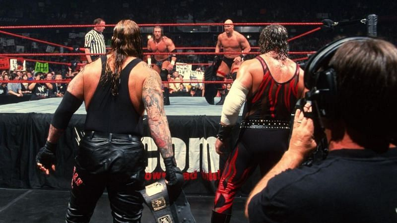 The Brothers of Destruction in WWE