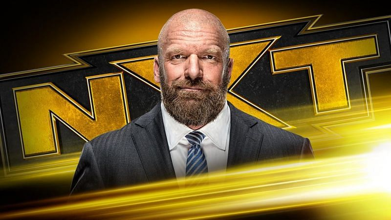 Triple H is very high on a current act in WWE NXT.