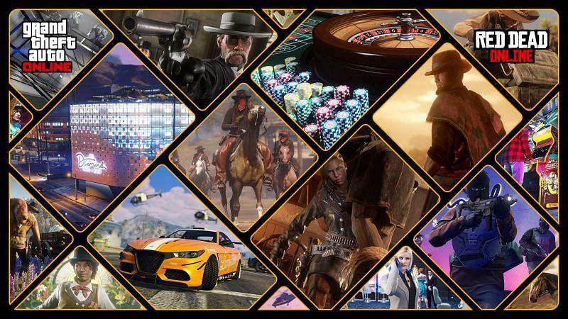 GTA Online continues to make massive sums of money for Rockstar Games (Image via Rockstar Games)