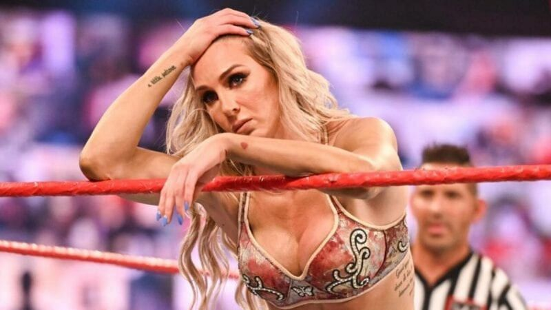 Charlotte Flair took to social media this evening to clear up the reason for her WWE absence