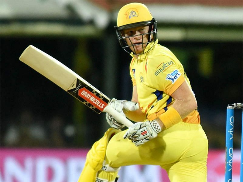 Sam Billings has played for CSK and DC in the IPL