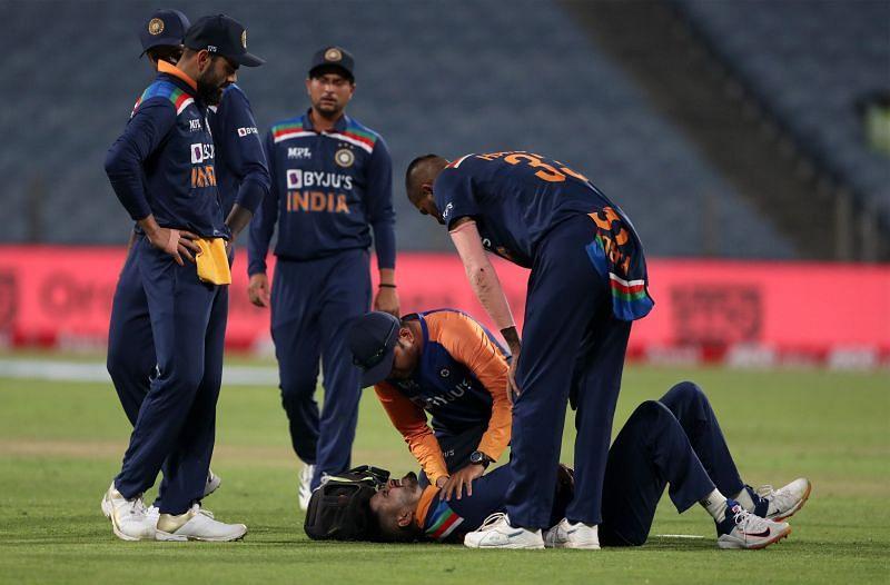 Shreyas Iyer will miss IPL 2021.