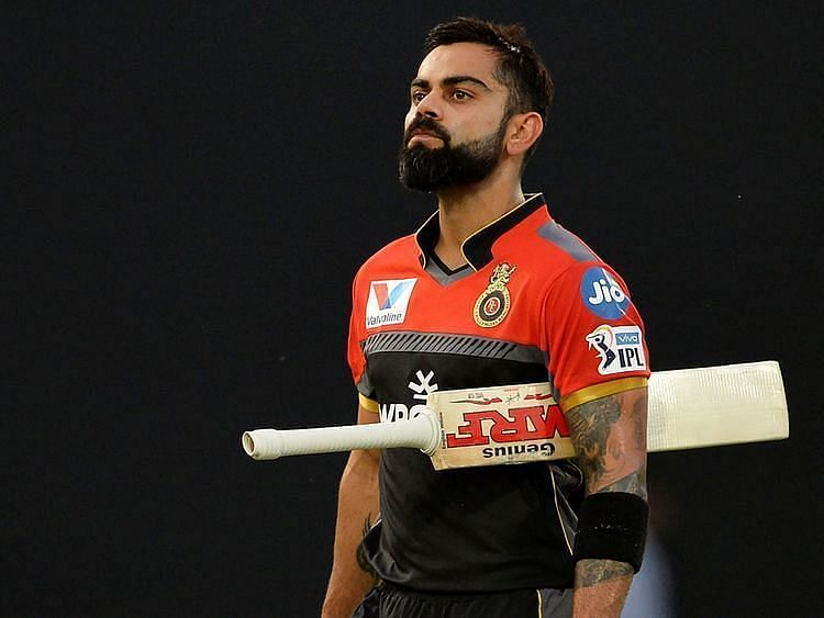 Virat Kohli is circumspect at the start of his innings