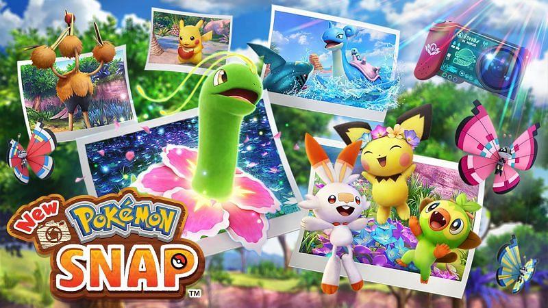 Pokemon Snap (Image via The Pokemon Company)