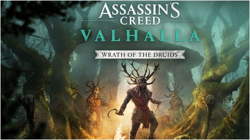 Wrath of The Druids sees Eivor traveling to Ireland and battling an ancient druidic cult (Image via Ubisoft)