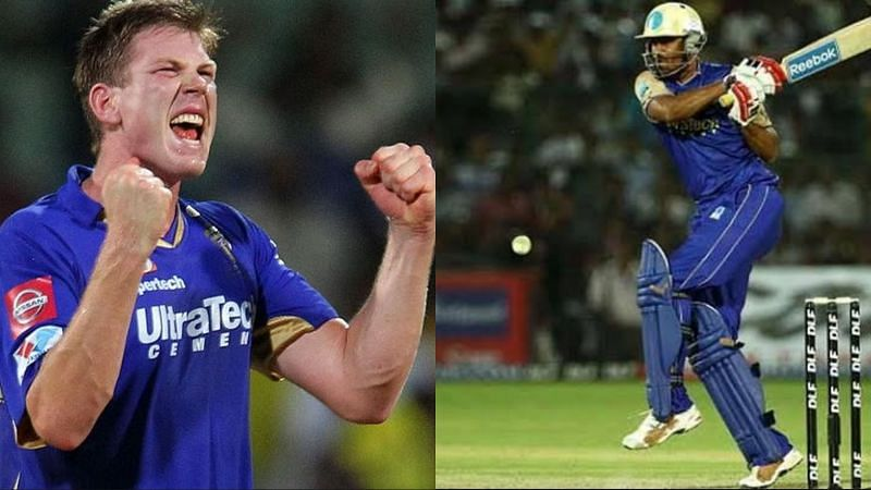 James Faulkner and Yusuf Pathan were match-winners for the Rajasthan Royals