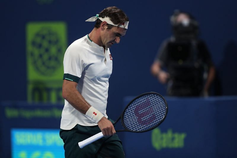 Roger Federer is currently World No. 6
