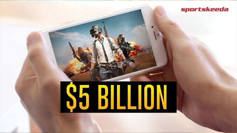 PUBG Mobile crossed $5bn in player spending