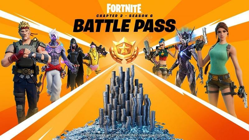 Fortnite looks to be changing forever (Image via Epic Games)