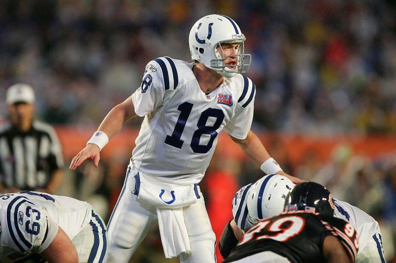 Former Indianapolis Colts QB Peyton Manning