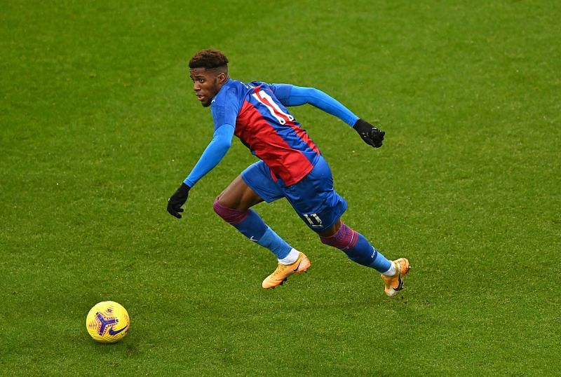 Wilfried Zaha has been a big miss for Palace in recent games