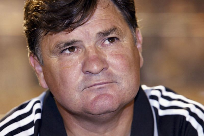 Jose Antonio Camacho had two forgettable stints in charge of Real Madrid.