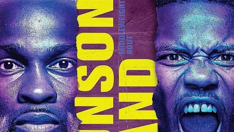 UFC Vegas 22 official poster