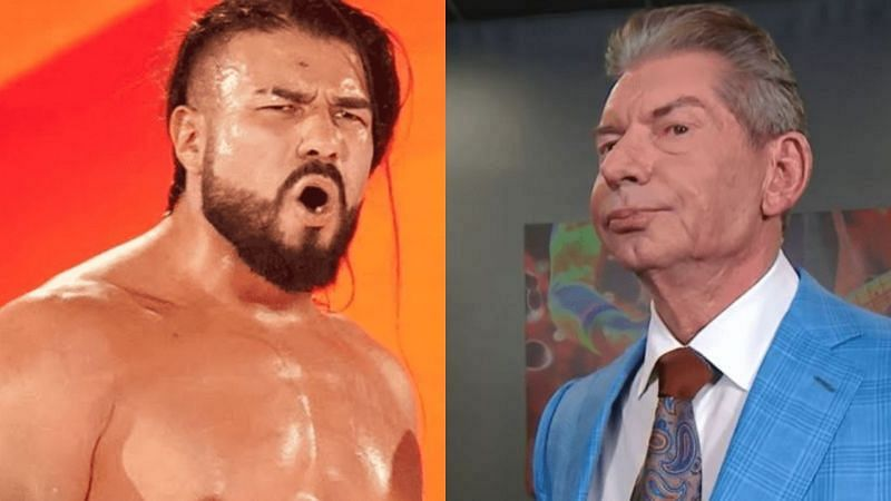 Andrade 'looked absolutely miserable' backstage at recent RAW tapings - Reports - Sportskeeda