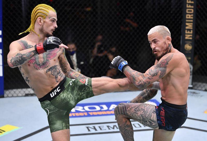 UFC 252: O