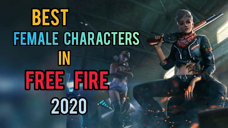 There are currently 35 characters in Garena Free Fire (Image via Sportskeeda)