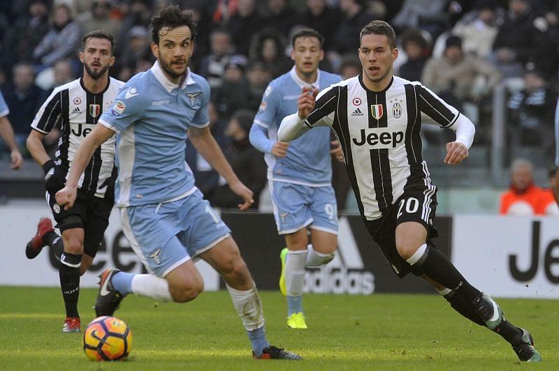 Juventus FC vs SS Lazio - Serie A