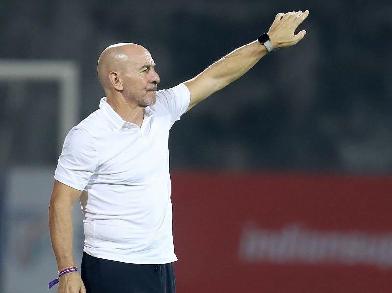 ATK Mohun Bagan coach Antonio Habas  (Image Courtesy: ISL Media)