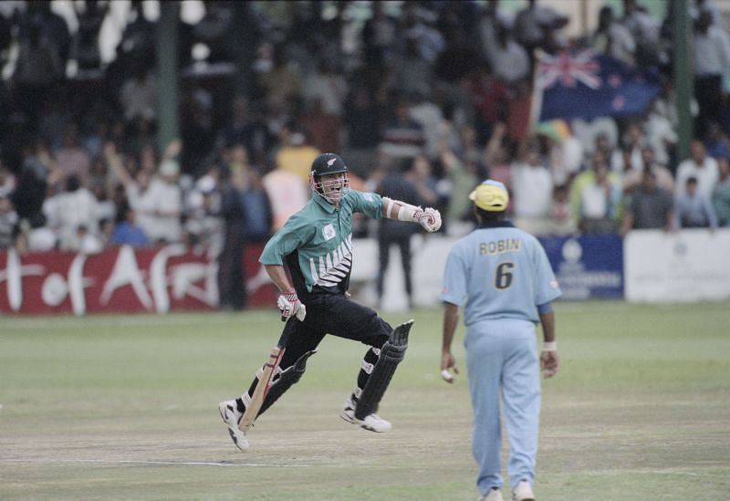 Chris Cairns, the man who stunned India