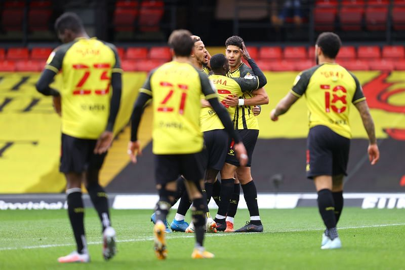 Watford had a dramatic 2-1 win over Cardiff in their last game
