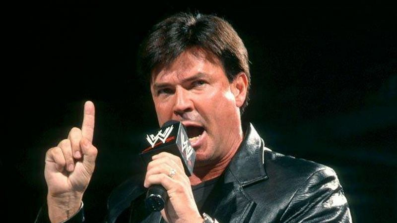 Eric Bischoff was announced as the second inductee into this year