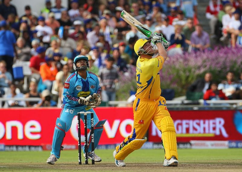 IPL-2 was held in South Africa