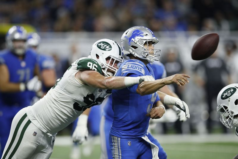 New York Jets v Detroit Lions