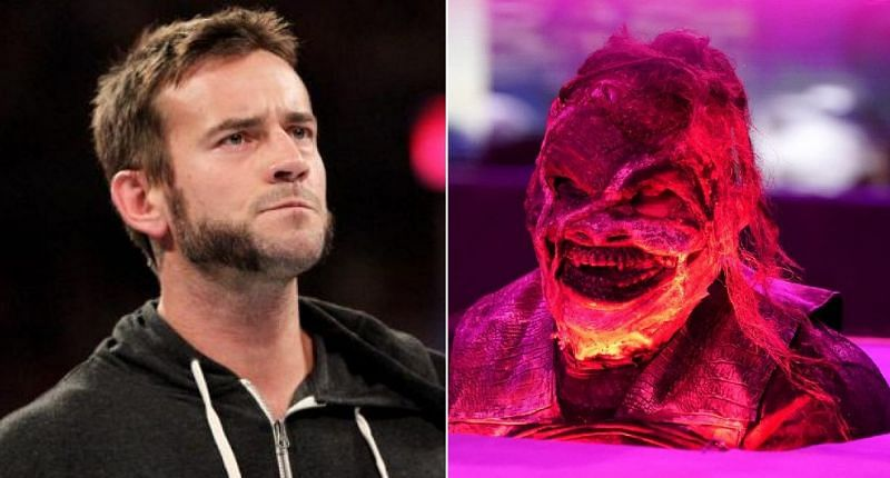 CM Punk and The Fiend