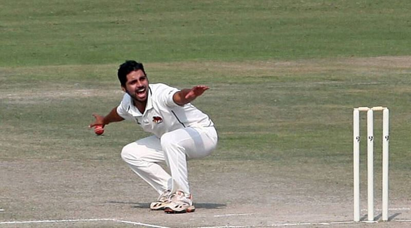 Iqbal Abdullah performed consistently whenever he received a chance for Mumbai with both bat and ball