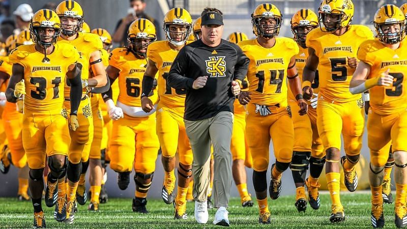 #9 Kennesaw State Owls