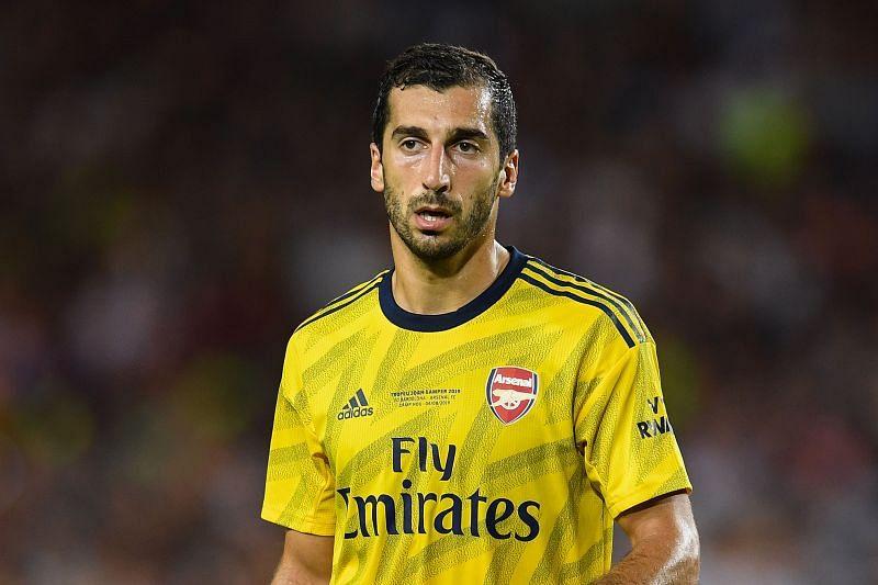 Mkhitaryan was unable to meet expectations at Arsenal