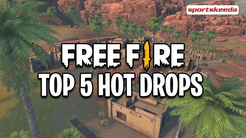 Top 5 hot drop places where beginners should not land (Image via Sportskeeda)