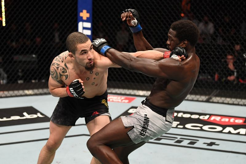 Robert Whittaker has won two big UFC fights since losing to Israel Adesanya in 2019