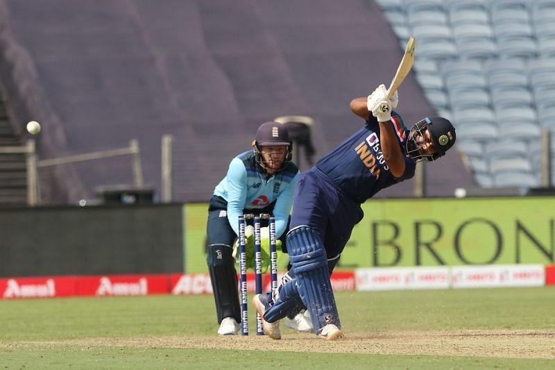 Rishabh Pant. Pic: BCCI