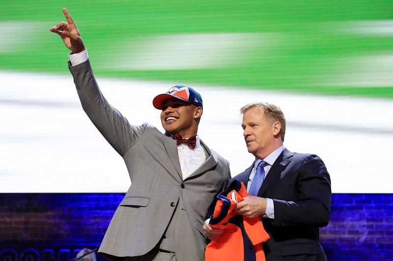 The 2021 NFL Draft will be held in April