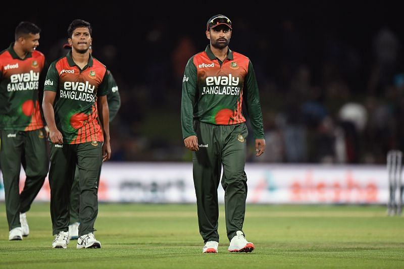 Bangladesh lost the second ODI by five wickets