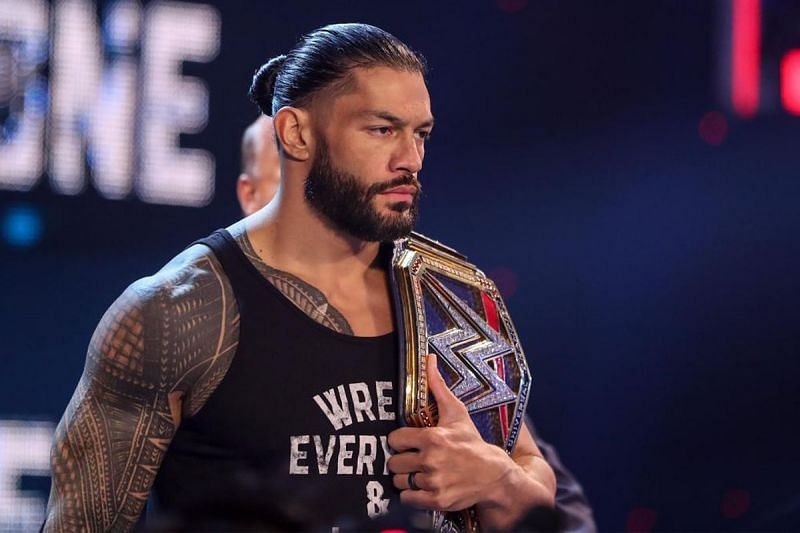 Roman Reigns in WWE