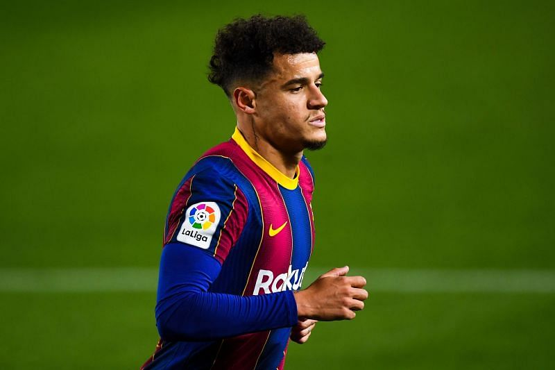 Philippe Coutinho may leave Barcelona.
