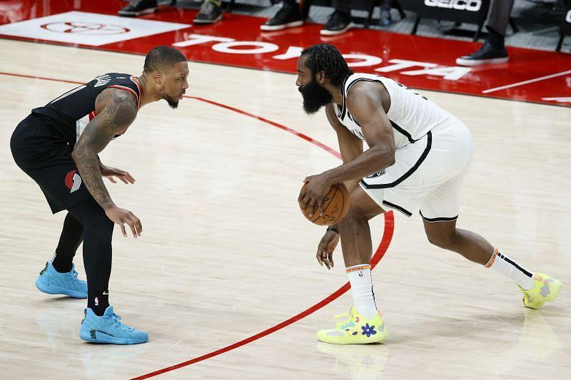 Brooklyn Nets vs Portland Trail Blazers
