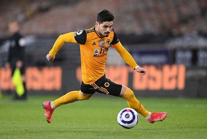 Pedro Neto could be set for a big summer move away from Wolves.