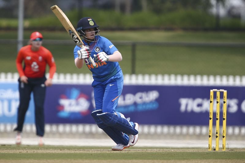 Shafali Verma has failed to find a spot in the ODI team for the South Africa series