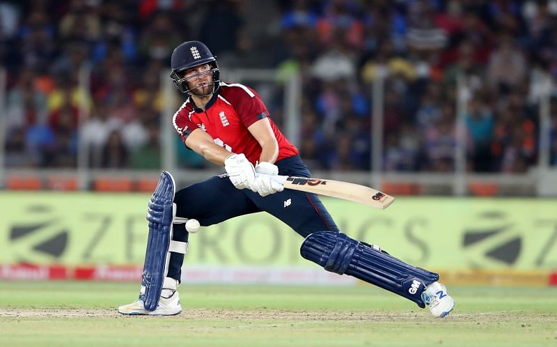 Dawid Malan perished playing the reverse sweep once, against India