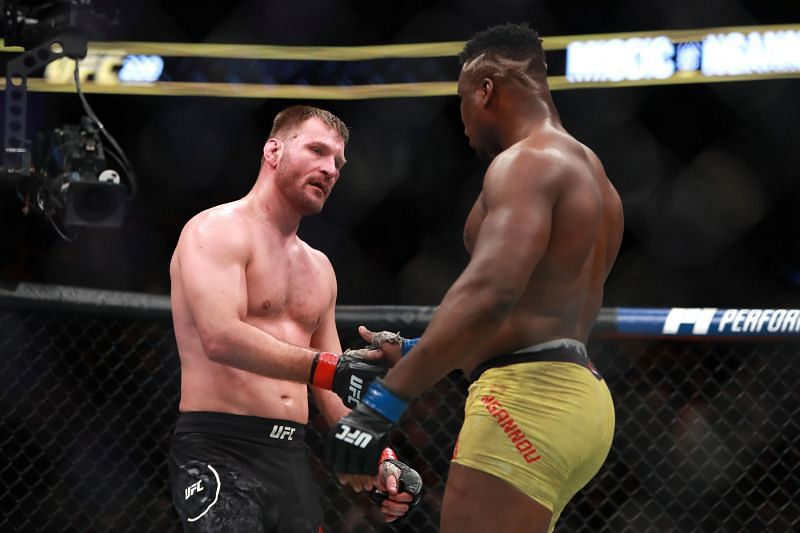 Can UFC Heavyweight champion Stipe Miocic overcome monstrous challenger Francis Ngannou for the second time at UFC 260?